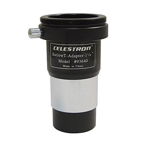 Celestron - Adaptador T con lente Barlow 1