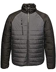 Regatta Herren Xpro Glacial Jacket Jacke, Seal Grey/Black, XXX-Large