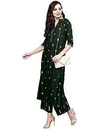 Archana Tex Women's Rayon Salwar Suit