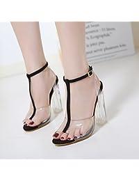 Baotou Cool Faites Glisser et Un Grand Nombre de Femmes Chaussures, Chaussons avec Beige,44,Minimaliste