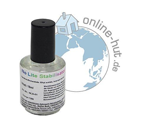 online-hut No Lite Stabilisator 15ml, Speziallack
