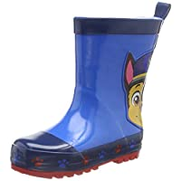 Paw Patrol Boys Kids Rainboots Boots Wellington