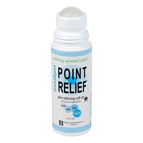 Point Relief 11–0730–1ColdSpot Gel, 4oz Tube, 3 oz, weiß, 1 (Muskel-und Relief Gelenkschmerzen)
