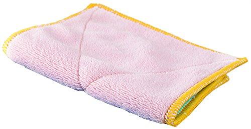 addensato-in-microfibra-strofinaccio-doppio-strato-strofinacci-pulizia-rags-27-18cm-5pcs-pack-colore
