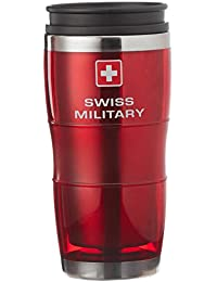 Swiss Military Red Travel Bottle (MG-3)