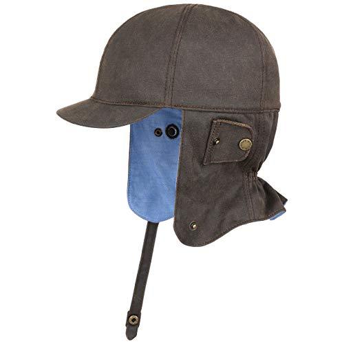 1c899614c7e1 Stetson Chapeau Aviateur Bessemer bonnet d´aviateur