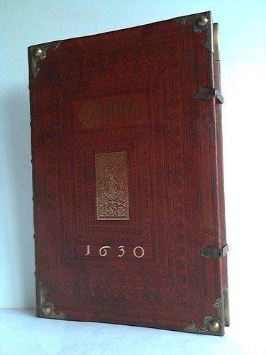 Die Kupferbibel Matthäus Merians von 1630 (Neues Testament) : Das newe Testament durch Martin Luther verteutscht. Faksimile