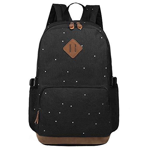 KJRJBB Kompakter Bookbag-Rucksack for Studenten oder Geschäftsleute