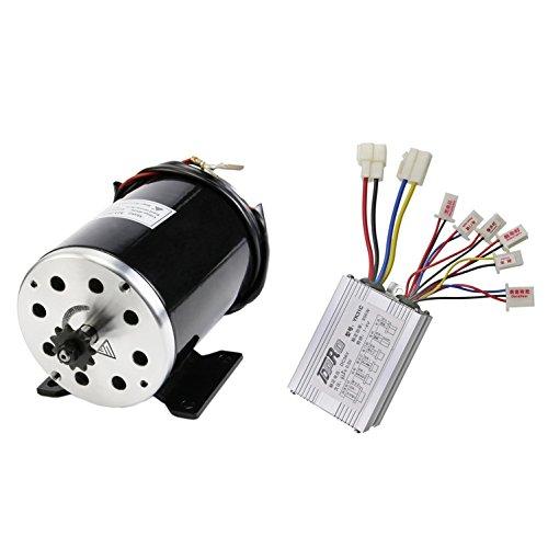 RV-Parts E-Scooter Elektro Quad RC Elektro Motor 36V 800W mit Steuergerät MY1080