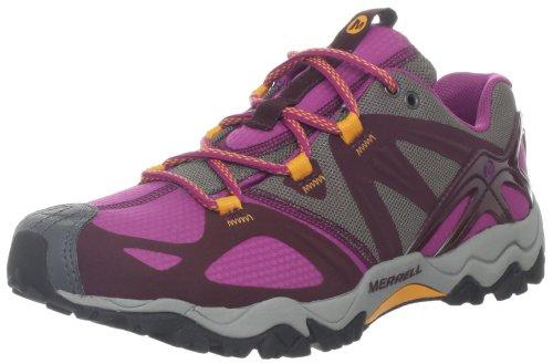 Merrell Grassbow Sport, Chaussures de randonnée tige basse femme Rose
