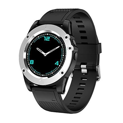 F18 Smart Watch Round Screen Sleep Monitoring Remote Photo Bluetooth Watch Support TF Card SIM Card Sports Watch