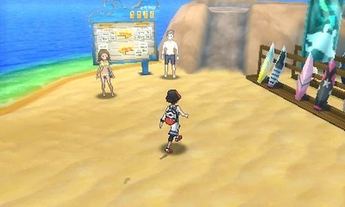 Pokémon Ultra Sun  screenshot