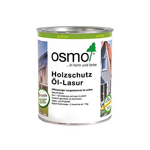 OSMO Holzschutz Öl-Lasur 750ml Nussbaum 707