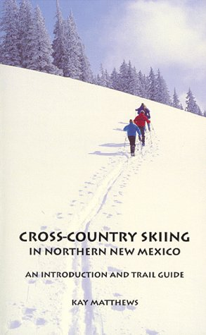 Cross Country Skiing in Northern New Mexico por Kay Matthews