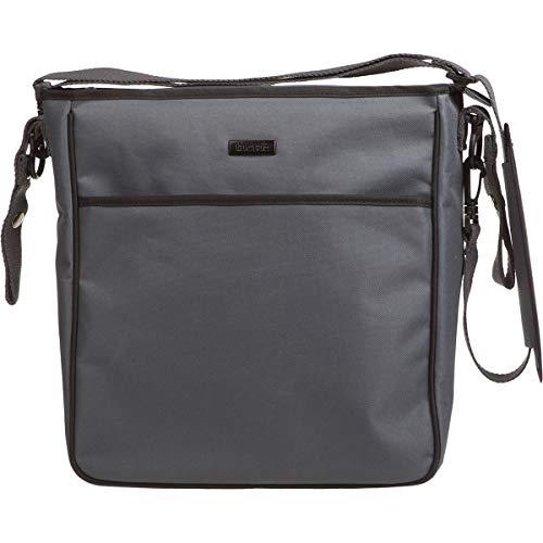 Tuc Tuc 04760 - Bolsa, colgadores y bandolera, color gris oscuro