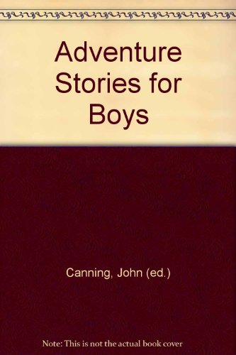 Adventure stories for boys
