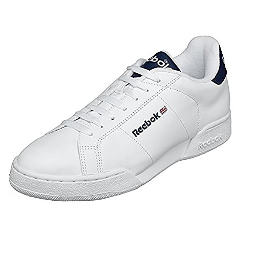Reebok Royal Belief Pro, Scarpe sportive Uomo Bianco (Blanco (White / Collegiate Navy))