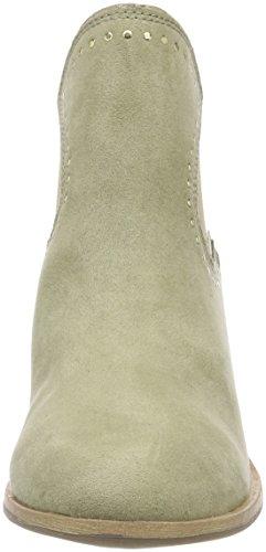 Marco Tozzi 25054, Stivali Chelsea Donna Verde (Salvia Comb)