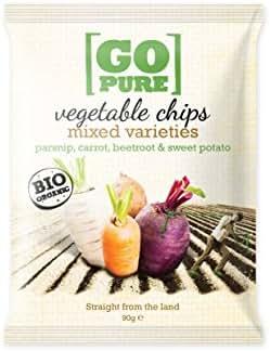 Go Pure Légumes Bio 90 g