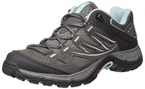 Salomon Ellipse Aero Women's Trail Chaussure De Marche - AW15 Grey
