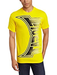 Tapout T-Shirt Obeyed in Gelb