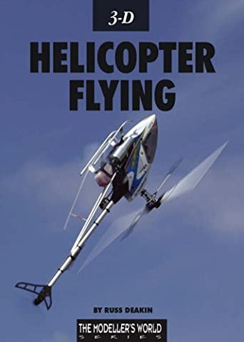 3-D Helicopter Flying