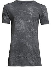 Herren T-Shirt M4735U129 von Imperial Farbe Anthrazit Washed Look Basic  Casual Freizeit Party 38ab63cbe7