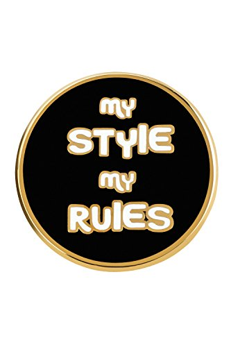 likalla-statement-pin-anstecker-button-my-style-my-rules-gold-plattiert-hochwertige-hartemaille-zwei