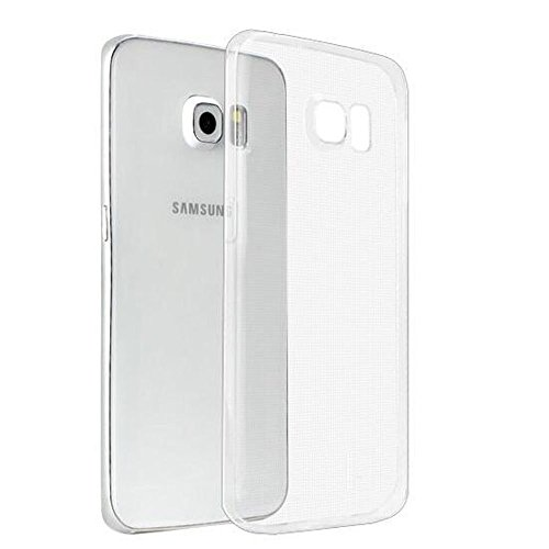 Plus Perfect Fitting High Quality 0.3mm Ultra Thin Transparent Silicon Back Cover For Samsung Galaxy S7