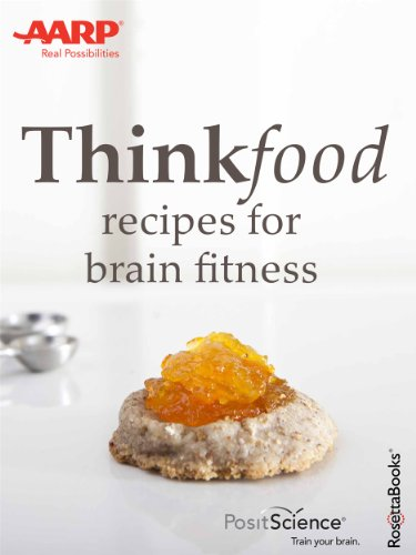Thinkfood: Recipes for Brain Fitness (English Edition) de [AA