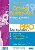 Erfolg im Mathe-Abi 2019 Lernpaket 'Pro' Schleswig-Holstein - Helmut Gruber