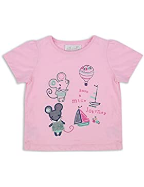 The Essential One - Baby Kinder Mädchen T-Shirt - Rosa - EOT323