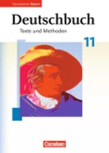 Deutschbuch - Oberstufe - Gymnasium Bayern / 11. Jahrgangsstufe - Schülerbuch,
