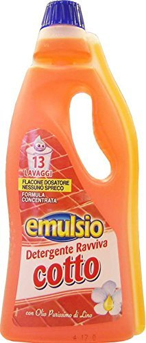 12 x EMULSIO Lavapavimenti Per Cotto 750 ML