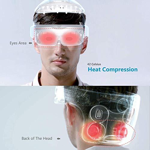 Zoom IMG-3 breo massaggiatore capo dispositivo di