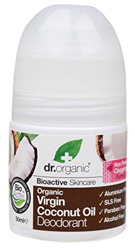 Dr. Organic Desodorante Aceite Coco Organico 50 ml