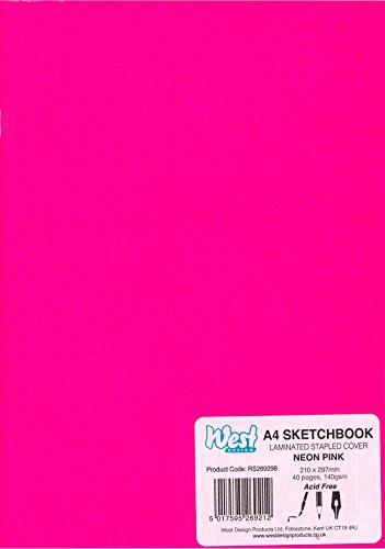 west-diseno-rs262992-1-x-40-paginas-de-formato-a3-cuaderno-de-bocetos-grapado-laminado-para-la-pintu