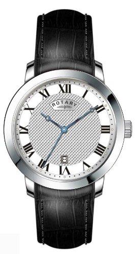 Rotary Herren - Armbanduhr Analog Quarz GS42825/01