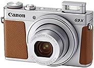 Canon PowerShot G9 X Mark II - 20.1 MP, Point & Shoot Camera, Si