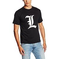 ABYstyle ABYTEX022 - Disfraz de hombre (adulto) (talla S) - Camiseta Death 231a2991f8a9