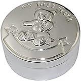 caja de dientes, dientes FGF cajas de recuerdo circular con Winnie the Pooh Modelo No. RKS-TB004