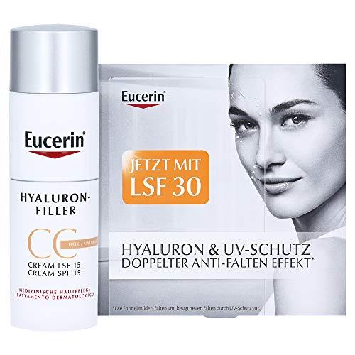 Eucerin Anti-Age Hyaluron-Filler CC Cream hell, 50 ml