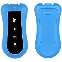 MOKE 8GB Sport Nuoto Immersione subacquea impermeabile Impermeabile fino a 3 metri e MP3 Player FM Radio auricolare per l'esecuzione di nuoto ciclismo fitness (blu)