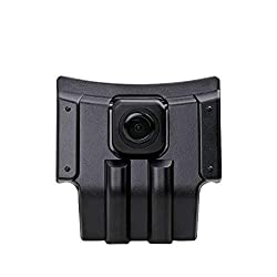 HD Frontkamera Einparkhilfe einfache one klick Kühlergrillanbrigung (NTSC) CCD Emblem Kamera für Toyota Prado 2018+