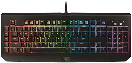 Razer BlackWidow Chroma Mechanische Gaming Tastatur (RGB Beleuchtet und voll programmbierbar mit 5 Macrotasten, DE-Layout) - 4