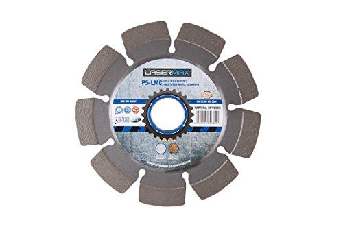 303p5-lmc Lasermax Klinge für Beton und armiertem Beton, silber, 125x 22,2mm ()