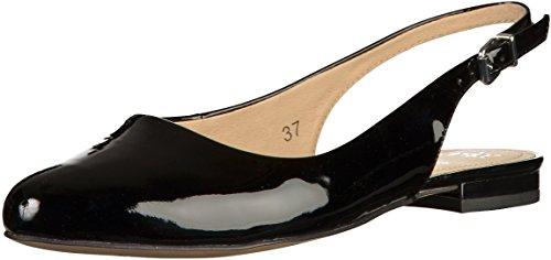 Caprice Damen 29402 Slingback Schwarz
