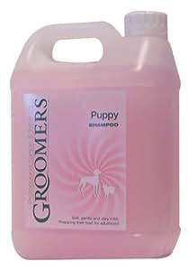 Groomers Puppy Shampoo 2.5 litre