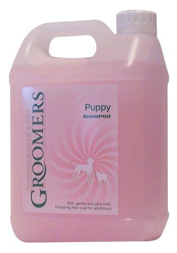 Groomers Puppy Shampoo für Hundewelpen 2,5 Liter (Hundeshampoo Puppy)