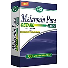 Trepatdiet Melatonin Retard Pura 1.9 Mg Minerales - 60 Tabletas